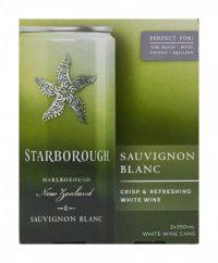 Starborough Sauvignon Blanc 2pk Can 250ml
