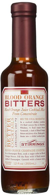Stirrings Blood Orange Bitters 2oz