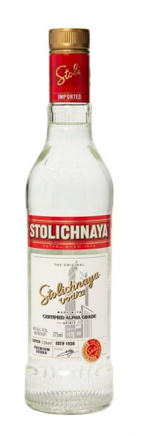 Stoli Vodka 375ml