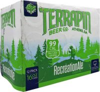 Terrapin Recreaction Ale LoCal 16oz 12pk Cn