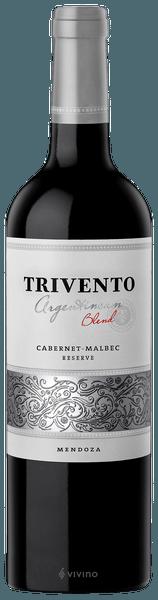 Trivento Reserve Cabernet Malbec 2017