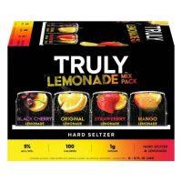 Truly Lemonade Variety 12oz 12pk Cn