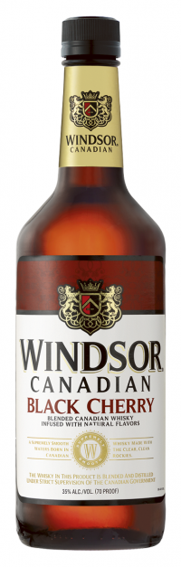 Windsor Black Cherry Whisky