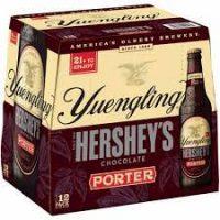 Yuengling Hershey's Chocolate Porter 12oz 12pk