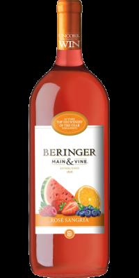 Beringer Rose Sangria 1.5 L