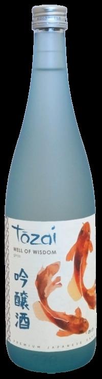 tozai well of wisdom ginjo