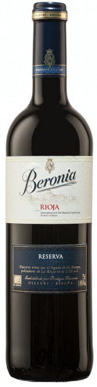 Beronia Rioja Reserva 750ml