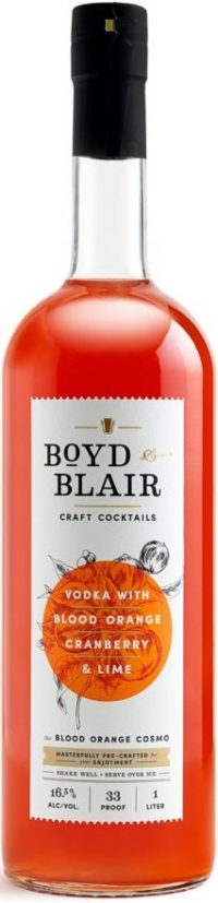 Boyd & Blair Craft Cocktail Blood Orange Cranberry & Lime 1.0L
