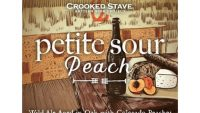 Crooked Stave Petite Sour Peach 16oz Sng Cn
