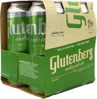 Glutenberg IPA 16oz 4pk Cn