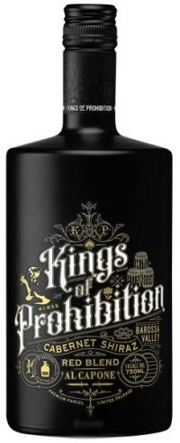 Kings of Prohibition Al Capone Red Blend 750ml
