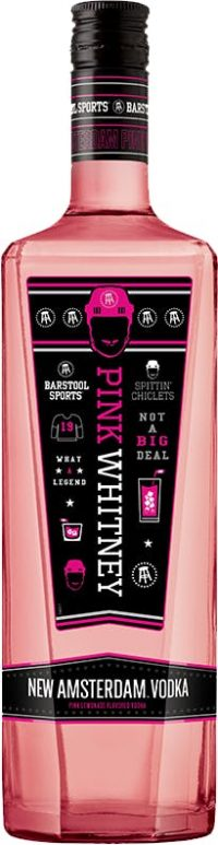 New Amsterdam Pink Whitney 375ml