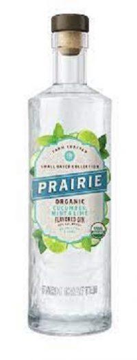 Prairie Organic Cucumber Mint & Lime Gin 750ml