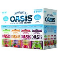 Sweetwater Oasis Seltzer Variety 12oz 12pk Cn