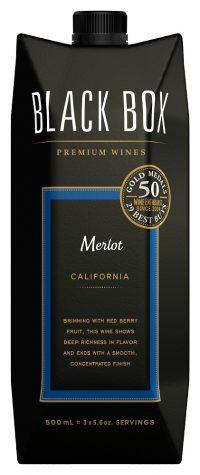 Black Box Merlot 500ml