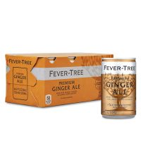 Fever Tree Ginger Beer 5.7oz 8pk Can