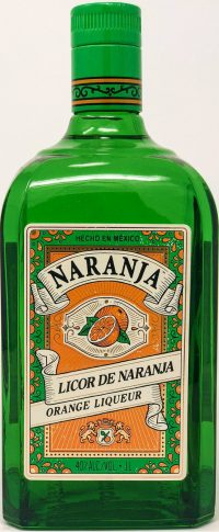 Naranja Licor De Naranja Orange Liqueur 750ml