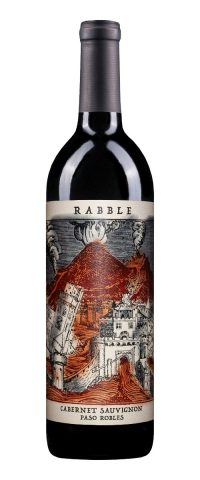 Rabble Paso Robles Cabernet Sauvignon 750ml