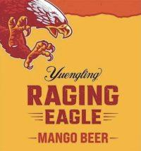 Yuengling Raging Eagle Mango Beer 12oz 12pk Cn