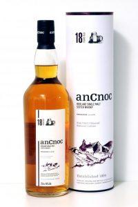 Ancnoc 18yr Highland Single Malt 750ml