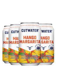 Cutwater Mango Margarita 12oz 4pk Cn