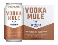Cutwater Vodka Mule 12oz 4Pk Cn