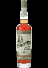 Kentucky Owl 10yr Rye Whiskey Batch 4