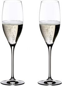Riedel Vinum Champagne Wine Glass 2pk