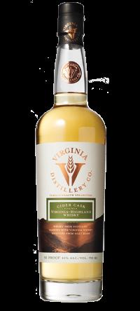 Virginia Distillery Co Cider Cask Whisky