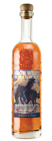 High West Rendezvous Rye Limited Supply