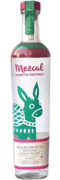 Burrito Fiestero Mezcal 750ml
