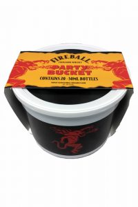 Fireball Whisky 20pk 50ml