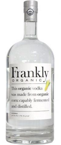 Frankly Organic Vodka 1.75L