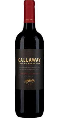 Callaway Cellar Selection Cabernet 750ml