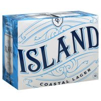 Island Coastal Lager 12oz 12pk