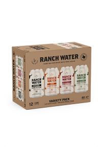 Lone River Ranch Water Variety 12oz 12pk Cn