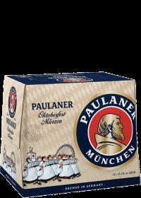 Paulaner Oktoberfest Marzen 12pk