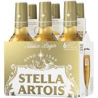 Stella Artrois Solstice Lager 12oz 6pk