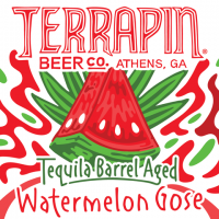 Terrapin Tequila Aged Watermelon Gose 16oz 4pk Cn