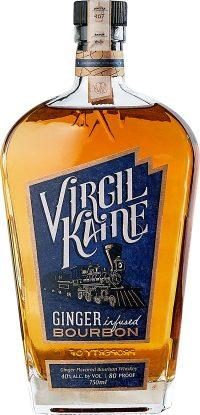 Virgil Kaine Ginger Bourbon 750ml