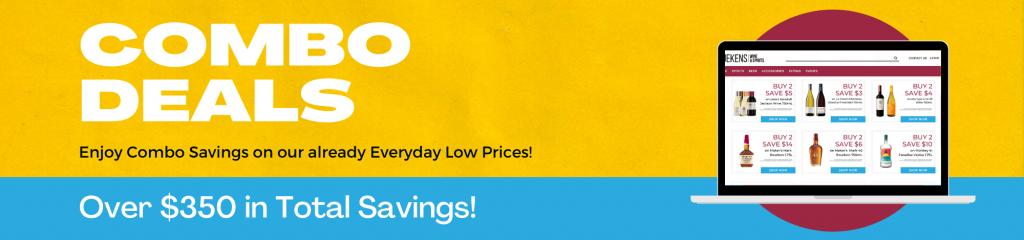 best wine prices, combo deals