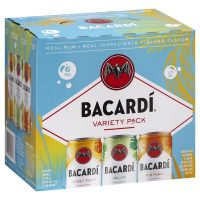 Bacardi Variety Pack 355ml 6pk Cans