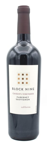 Block Nine Cabernet 750ml