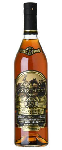 Calumet Farm 15yr Bourbon Whiskey 750ml