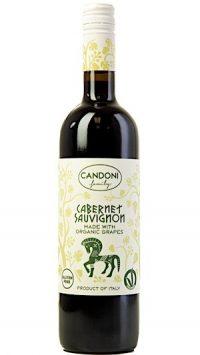 Candoni Organic Cabernet 750ml