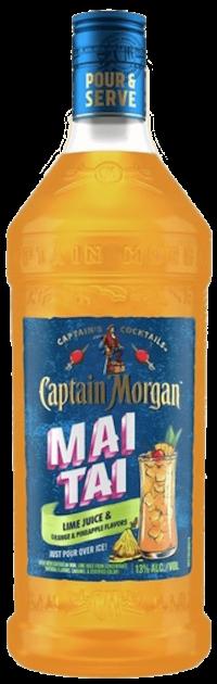 Captain Morgan Mai Tai 1.75L
