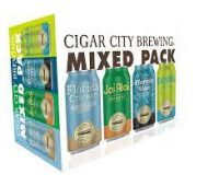Cigar City Mixed Pack 12oz 12pk Cn