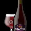 Crafted Macho Mead Berry Savage 16.9oz sng btls