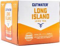 Cutwater Long Island Iced Tea 12oz 4pk Cn