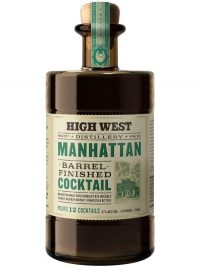 High West Manhattan Barrel Finished Cocktail 750ml